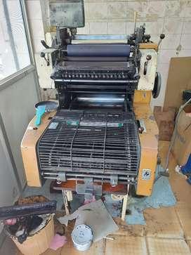 Printing & cutting machine - 2.6 Lakhs