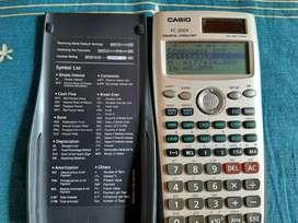 CASIO FC_200V Financial Consultant