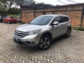 Honda CR-V 2.4 AT Prestige Silver Metalik