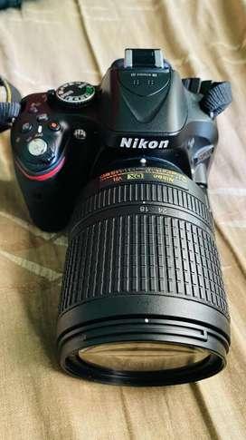 NIKON D5200  rent 600