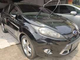 Ford Fiesta S Automatic 2011 Hitam