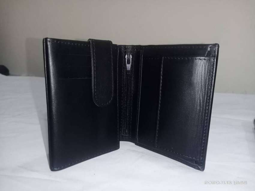 Real Leather Wallets 0