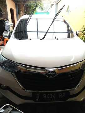 Toyota Avanza 2016 MT