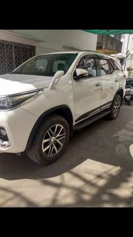 Toyota fortuner new model