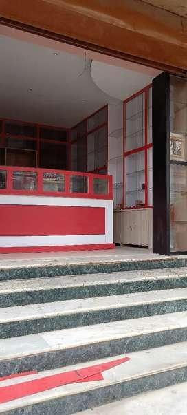 Medicine shop ar furniture full shop set up