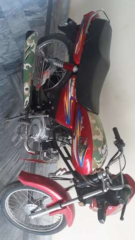 100 CC United motorcycle for sale