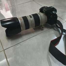 Di jual lensa canon EF 70-200 japan