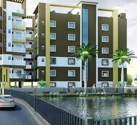 2BHK in Semi Complex Andul Road,Mourigram