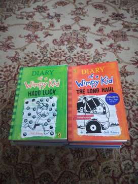 Diary of a wimpy kid 15 books