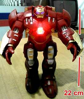 Mainan Anak ,Robot HULKBUSTER - 1666 Avenger Age Of Ultron