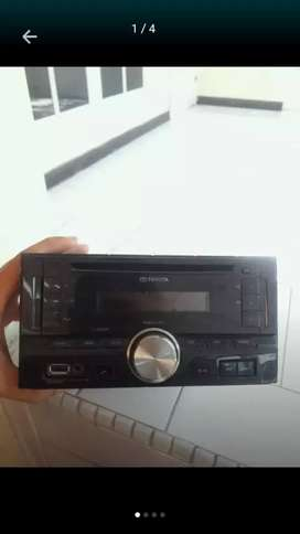 Head unit kenwood oem avanza