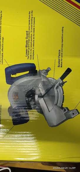 45 degree cutting machine