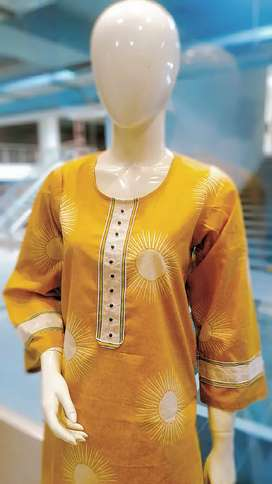 Ladies tops and trousers