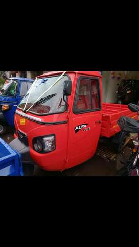 New Brand Mahindra Alfa plus