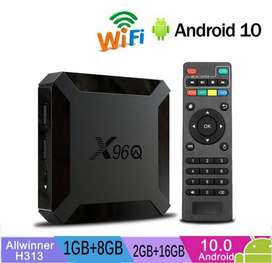 Android Smart Tv Box X96 Q available in lowest price