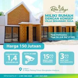 Rumah Villa Harga Subsidi