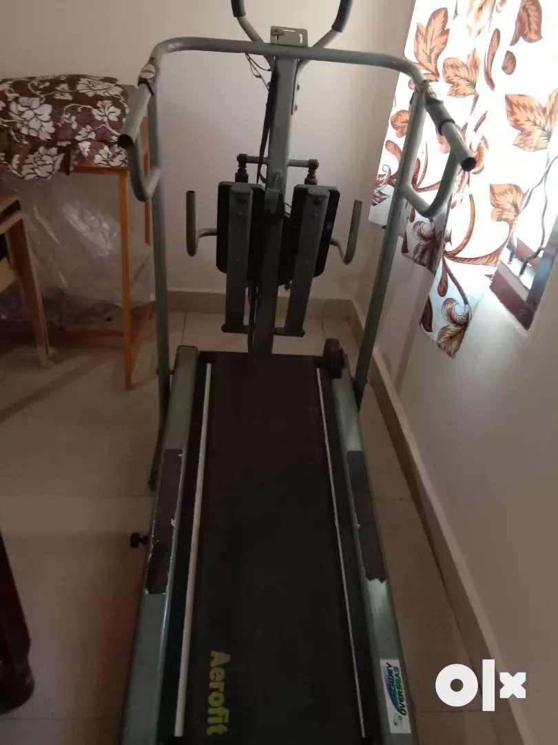 Aeroflot manual treadmill 0