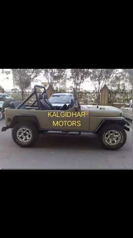 Turbo willy jeep mahidra
