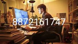 Data entry part time jobs for freshers !!