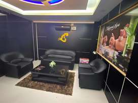 Licensed luxury spa on NSR road, Saibaba colony for sale.