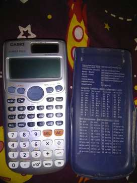 Casio fx-991 es plus calculator