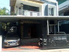 A New House For Rent(Up Stairs  at Poomkunnam Thrissur