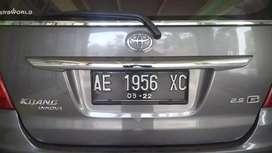 Jual inova Diesel A/T