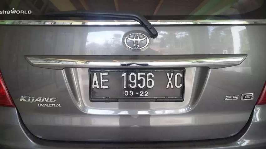 Jual inova Diesel A/T 0