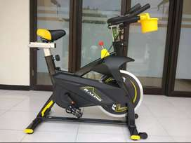 Sepeda Statis Sepeda Fitness Spinning Bike Murah Bisa COD