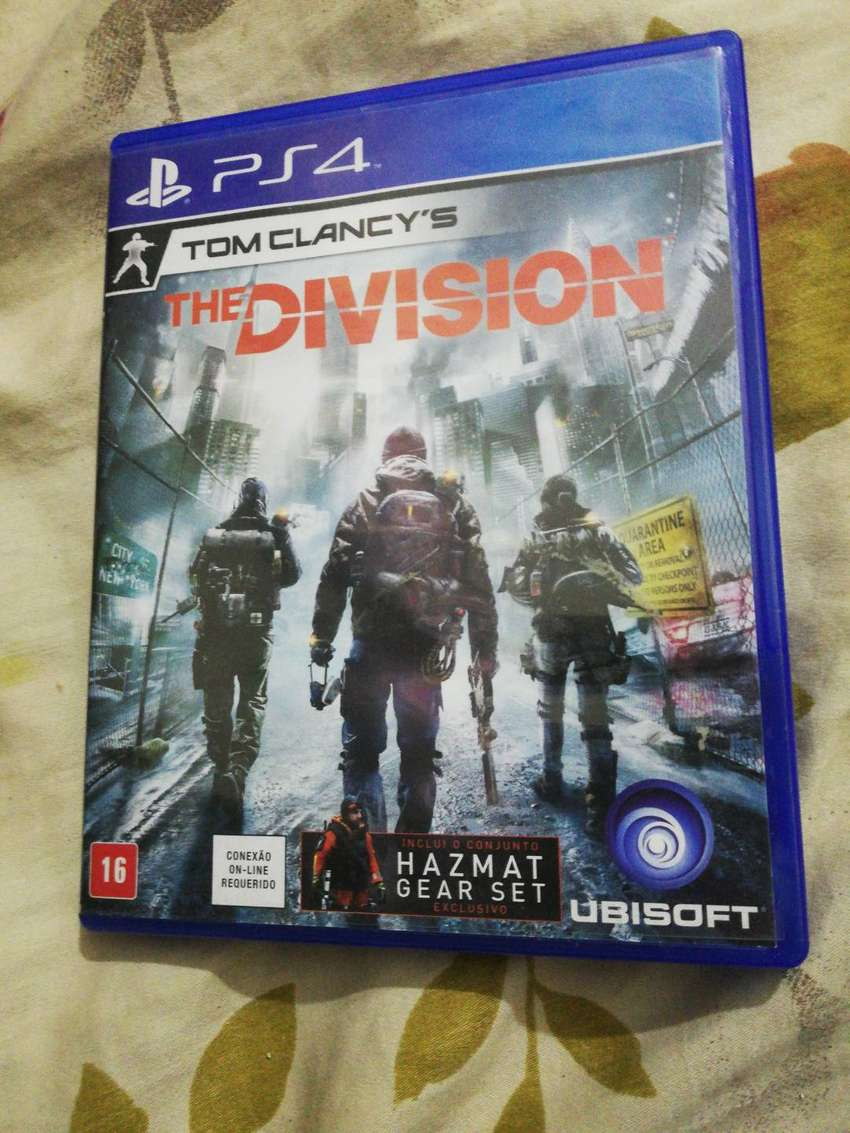 Tom Clancy's The Division. 0