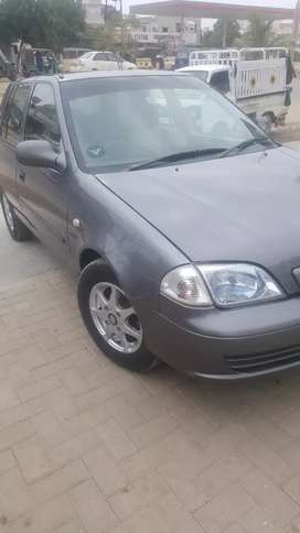 Suzuki Cultus is available for rent