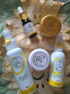Cream kecantikan bebwhite C skincare