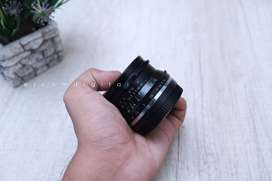 7 Artisans 35mm F1.2 For Fujifilm FX Mount Like New