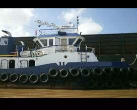 Dijual I set Barge 300 feet Thn 20I2 Hub. Miss Palu Via Telp/Wa
