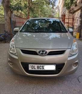 Hyundai i20 2009-2011 Magna, 2009, Petrol
