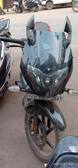 Good bike new model