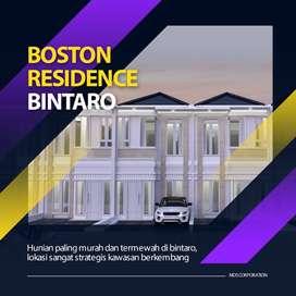Di Klik Ada Rumah Murah Design Mewah Boston Residence Bintaro