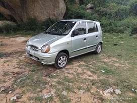 Hyundai Santro, 2003, Petrol