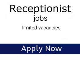 Looking for the perfect Receptionist(Front office)