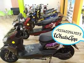 Scooty Automatic 50Cc For Ladies And Gents Wholesale Available
