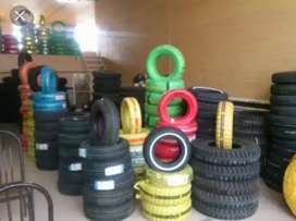 Radial Tubeless Imported car tyres available in Tiruvannamalai