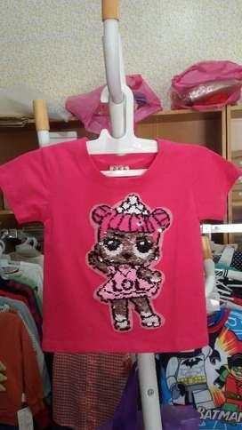 Tshirt fashion korea summer