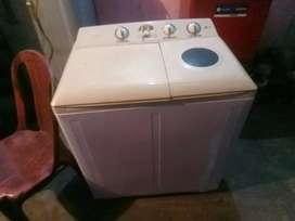 LG washing machine good