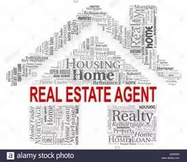 Wanted Realestate Agents