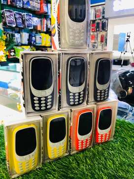 Brand new seal pack nokia 3310 out warranty