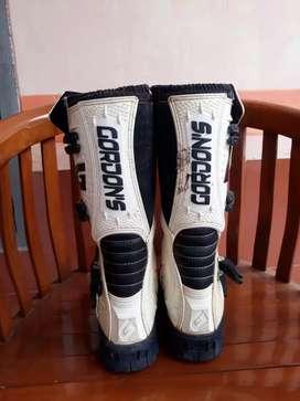 Sepatu Trail gordons k2 mx boots