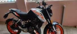 Good bike low km