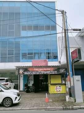 Dijual Ruko lantai 3 di Magelang Kota