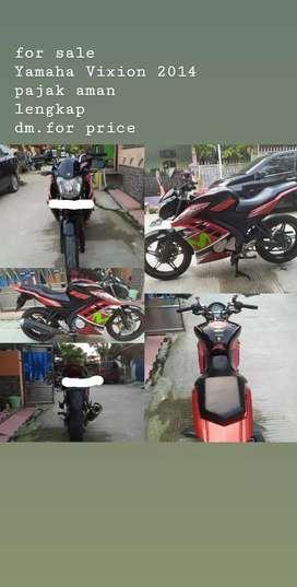 Yamaha Vixion 2104