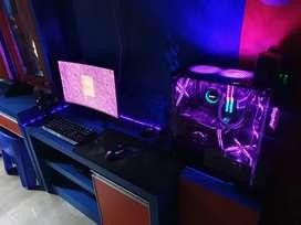 Komputer CPU PC Gaming I7 6700 Skylake